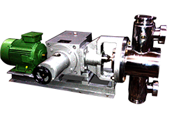Steam Jacketed Pump manufacturer in India